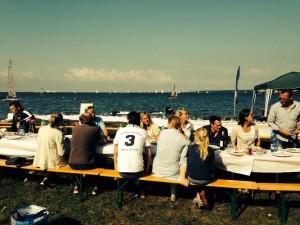 Beachlunch2014 WSV Muiderberg