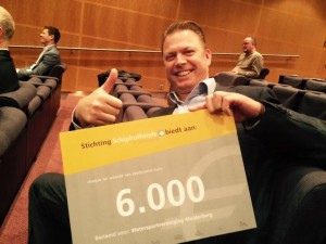 Schiphol fonds WSV Muiderberg