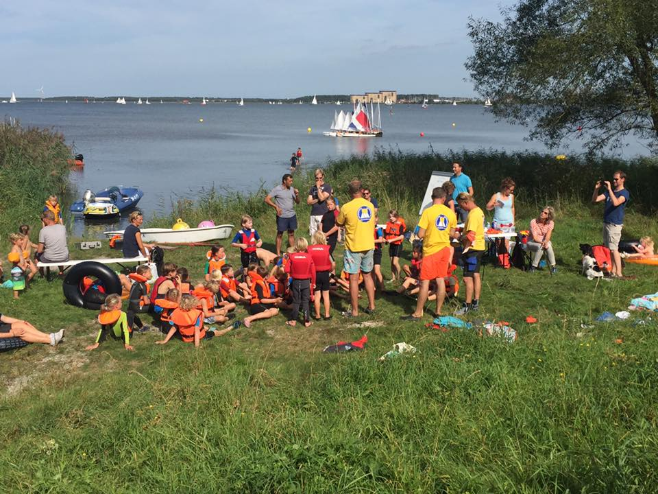Zeilkamp 2016: Top weer, zon en wind!